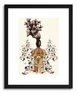 Fine art print Intoo Deep by artist Travis Bedel