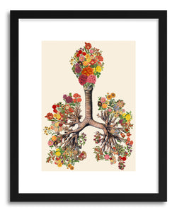 Fine art print Justbreathe by artist Travis Bedel