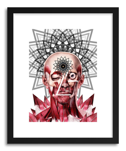 Fine art print Perception by artist Travis Bedel