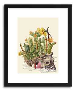 hide - Art print Pinheaded by artist Travis Bedel on fine art paper