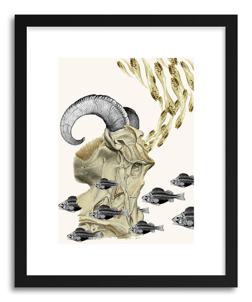 Fine art print Piscesariescusp by artist Travis Bedel