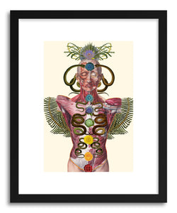 hide - Art print Chakras by artist Travis Bedel on fine art paper