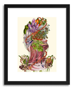 Fine art print Crowned by artist Travis Bedel
