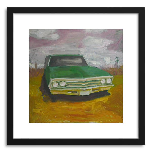 Fine art print 15 Desert Rat by artist Mary Sinner