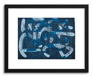 Art print Integrant 4 by artist Marie Kazalia