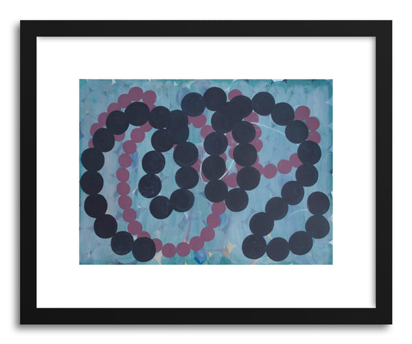 Art print Integrant 3 by artist Marie Kazalia