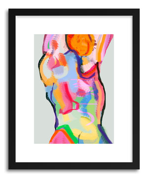 Fine art print Abstract Figure by artist Ayanna Winters
