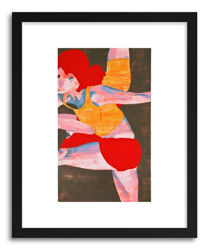 Fine art print Ready Go by artist Dina Levy
