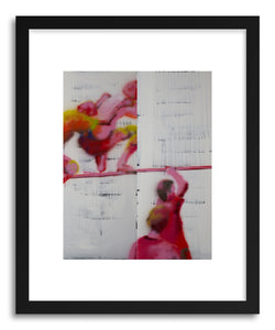 Fine art print Streching by artist Dina Levy