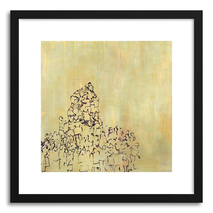 Fine art print Walking Away by artist Dina Levy