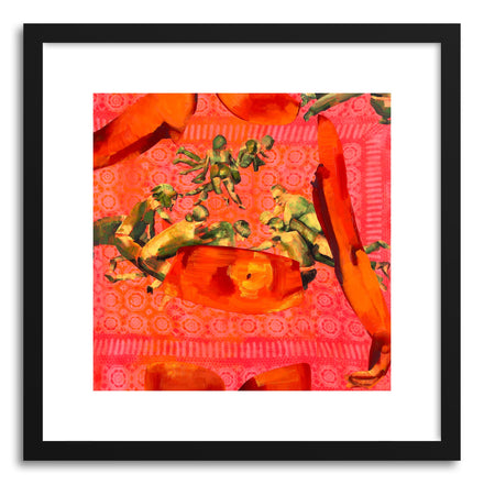 Fine art print No. 0001 by artist Dina Levy