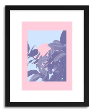 Fine art print Right Here by artist Hanna Kastl-Lungberg