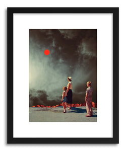Fine art print Mother Show Me The Way by artist Frank Moth