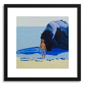 hide - Art print American Idyll No.8 by artist Annie Seaton on fine art paper