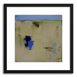 hide - Art print At The End Of The Boardwalk by artist Jacquie Gouveia in white frame