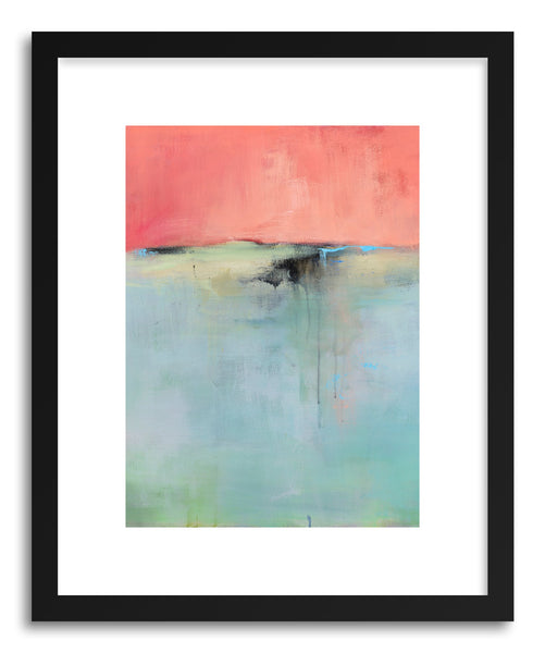 Fine art print A Familiar Unknown by artist Jacquie Gouveia