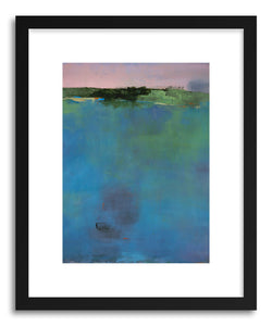 hide - Art print A New England Pond I by artist Jacquie Gouveia on fine art paper
