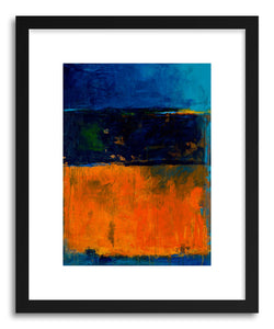 Fine art print October by artist Jacquie Gouveia