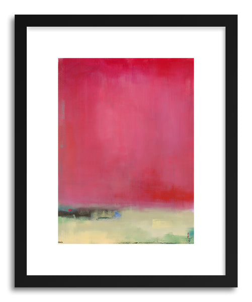 Fine art print Satisfaction Guaranteed by artist Jacquie Gouveia