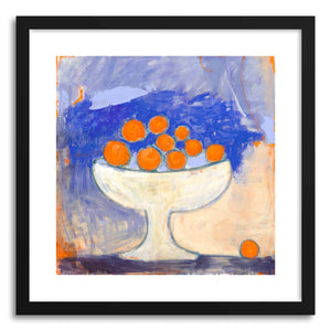Fine art print Oranges for Francoise by artist Jacquie Gouveia