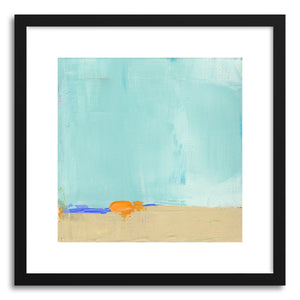 hide - Art print Spot On by artist Jacquie Gouveia in white frame