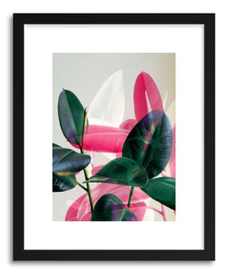 Fine art print Greenery Mix by artist Emanuela Carratoni