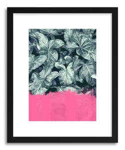 Fine art print Pink Sorbet On Jungle by artist Emanuela Carratoni