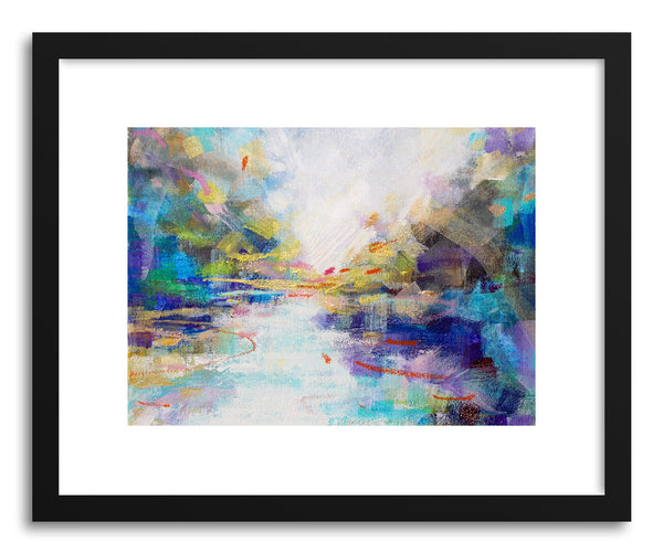 Fine art print Low Country No.5 by artist Marquin Campbell