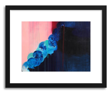 Fine art print The Happy Void by artist Bethany Mabee