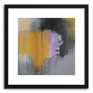 hide - Art print Transformative by artist Bethany Mabee in natural wood frame