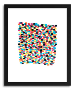 Fine art print Stacked by artist Rebekka Connelly