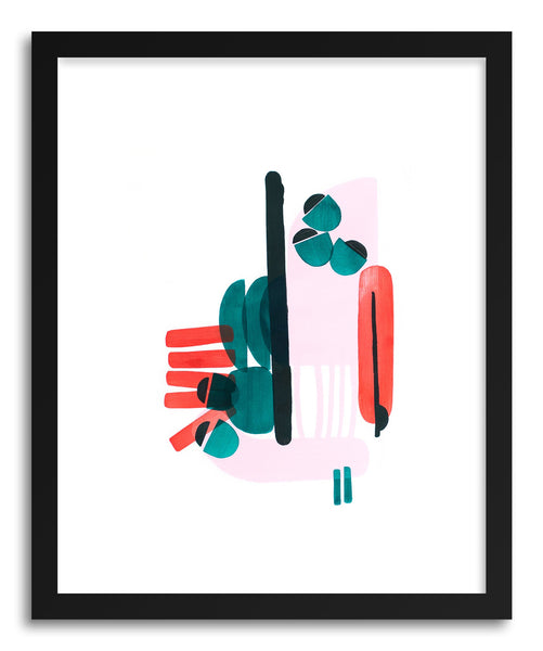Fine art print Hanging On by artist Rebekka Connelly