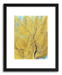 Fine art print Autumn Leaves by artist Joanne Kim