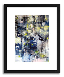 hide - Art print Image 80 by artist Martin Carbajal in white frame