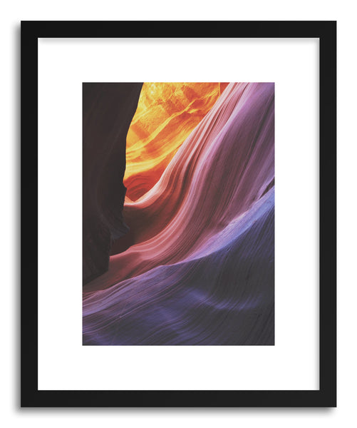 Fine art print Canyon Colors by artist Kevin Russ