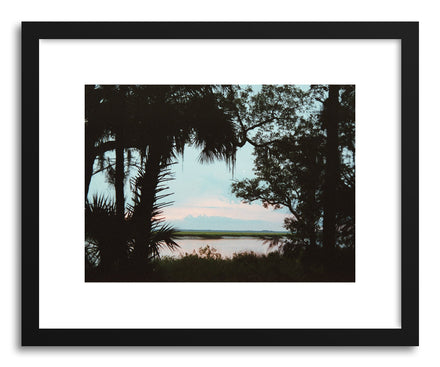 Fine art print Georgia Sunset by artist Kevin Russ