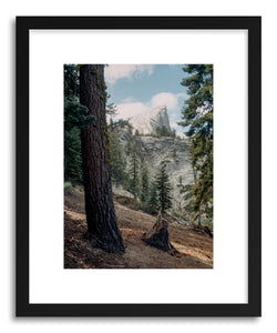 Fine art print Half Dome by artist Kevin Russ