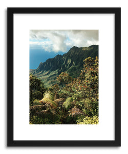 hide - Art print Kauai by artist Kevin Russ on fine art paper