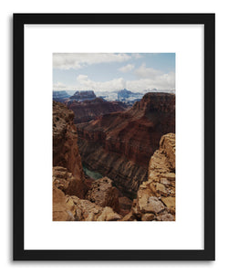 hide - Art print Marble Canyon by artist Kevin Russ on fine art paper