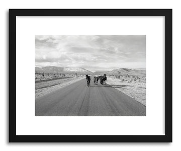 Fine art print Nevada Wild Horses by artist Kevin Russ