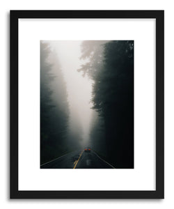 Fine art print Pacific Northwest Road by artist Kevin Russ