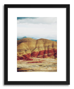 Fine art print Painted Hills by artist Kevin Russ