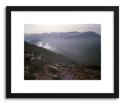 Fine art print Angeles Mountains by artist Kevin Russ