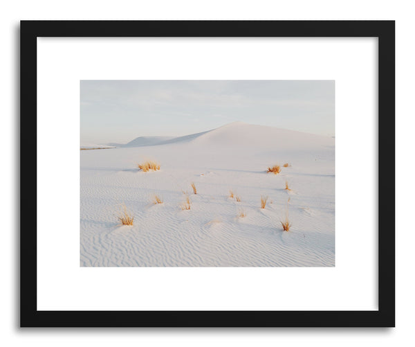 Fine art print White Sands by artist Kevin Russ
