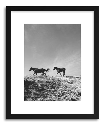 Fine art print Wild Wyoming by artist Kevin Russ