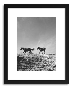 hide - Art print Wild Wyoming by artist Kevin Russ on fine art paper