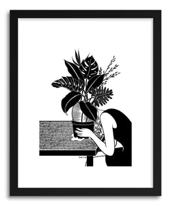 Fine art print Tragedy Makes You Grow Up by artist Henn Kim