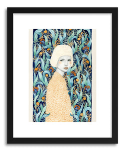 hide - Art print Emilia by artist Sofia Bonati on fine art paper