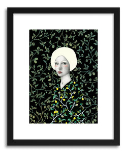 hide - Art print Ethel by artist Sofia Bonati on fine art paper