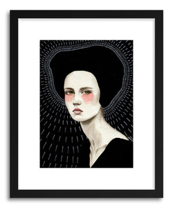 hide - Art print Freda by artist Sofia Bonati on fine art paper